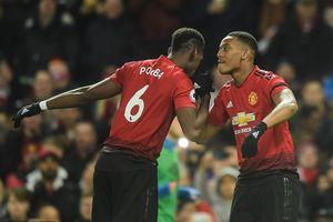 Video M.U 2-1 Everton: Chiến thắng thuyết phục