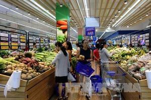 Tháng 10, chỉ số giá tiêu dùng tăng 0,33%