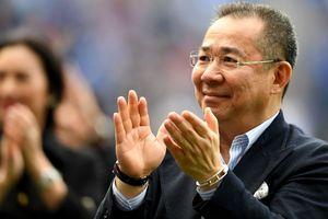 Leicester City xác nhận chủ tịch CLB đã mất trong vụ tai nạn trực thăng