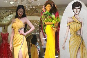 Đụng váy H'Hen Niê, Phương Khánh vẫn giành huy chương Vàng trang phục dạ hội Miss Earth
