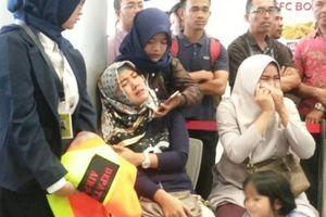 Vụ máy bay chở 189 người rơi xuống biển ở Indonesia: Thông tin chính thức từ Đại sứ quán Việt Nam