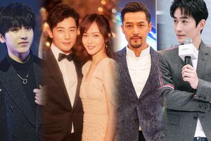 BXH sao nổi tiếng 29/10: Vợ chồng Đường Yên - La Tấn và Hồ Ca 'vượt mặt' Chu Nhất Long, Thái Từ Khôn yên vị