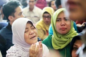 54 phụ nữ gặp nạn trong vụ rơi máy bay thảm khốc ở Indonesia