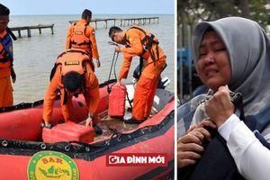 Phát hiện các phần thi thể trong vụ rơi máy bay Indonesia