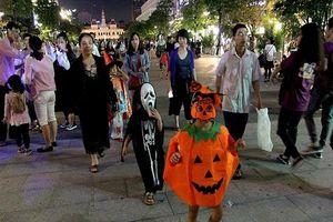 Ngày hội hóa trang Halloween đến gần, cha mẹ đừng quên cho trẻ tham gia những trò chơi 'siêu' vui nhộn này