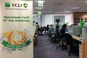 Bảo hiểm VCLI: Doanh số tăng trưởng trên 80%/năm trong 3 năm liền
