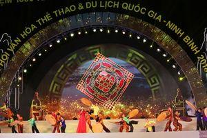 Lễ hội Văn hóa, Thể thao và Du lịch quốc gia- Ninh Bình năm 2018
