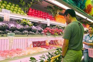 Cửa vào siêu thị vẫn hẹp đối với nông sản sạch