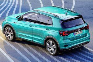 Ra mắt SUV cỡ nhỏ Volkswagen T-Cross động cơ tăng áp