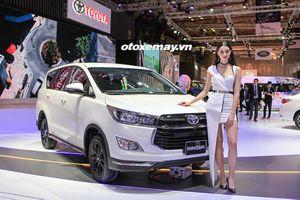 Toyota giới thiệu Innova phiên bản nâng cấp, tăng giá bán
