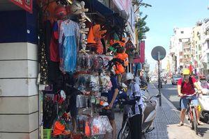 Sôi động thị trường đồ hóa trang Lễ hội Halloween