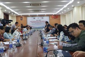 Hội thảo 'Những vấn đề mới đặt ra trong truyền thông phòng ngừa lạm dụng chất gây nghiện'