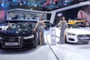 Audi và gian hàng toàn SAO tại VMS 2018