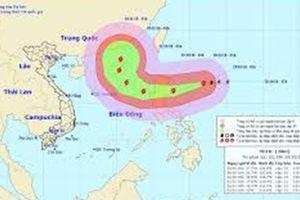 Bộ Công an triển khai ứng phó với bão Yutu