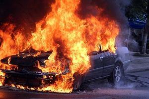 Những nguy cơ có thể làm ô tô cháy nổ