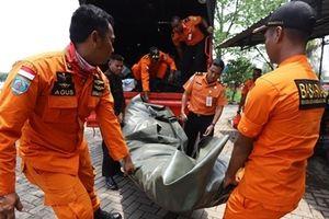 Indonesia xác nhận toàn bộ 189 người trên chiếc JT610 đã thiệt mạng