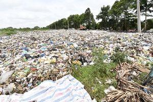 Cà Mau tồn đọng hàng trăm tấn rác thải sinh hoạt