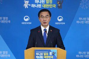 Hàn Quốc nỗ lực chấm dứt chiến tranh Triều Tiên trong năm nay