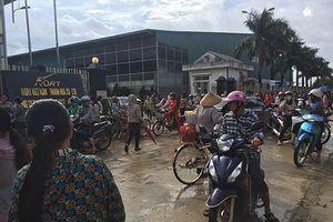 Gần 3.000 công nhân ở Thanh Hóa đi làm lại sau 10 ngày nghỉ việc