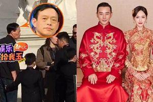 Đám cưới Đường Yên - La Tấn: Bố mẹ cô dâu cùng khách mời VIP xuất hiện bên ngoài cung điện Belvedere