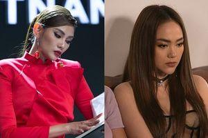 The Face 2018: Mất đi học trò tiềm năng, Minh Hằng vẫn im lặng khiến Võ Hoàng Yến ngạc nhiên