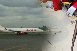 Thảm kịch máy bay JT610 Indonesia rơi: 189 người không ai sống sót