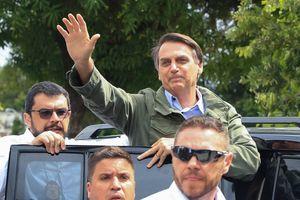 Tân Tổng thống Brazil tuyên bố sẽ 'bình định' đất nước