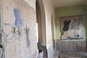 Khủng bố thâu tóm hàng nghìn cổ vật từ chiến trường Raqqa, Syria