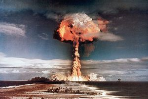Nga, Mỹ, Anh, Pháp, Trung Quốc phản đối hiệp ước cấm vũ khí hạt nhân