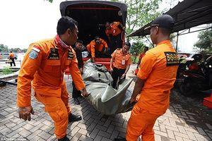 Máy bay Lion Air chở 189 hành khách và phi hành đoàn rơi xuống biển ở Indonesia: Tìm thấy một số thi thể tại hiện trường