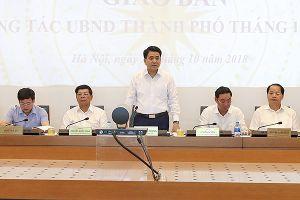 Chủ tịch UBND TP Hà Nội: Xử lý nghiêm vi phạm đất rừng Sóc Sơn, bất kể là ai