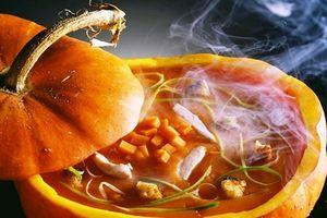 Những món ăn không thể thiếu trong trong dịp lễ Halloween ở các nước trên thế giới
