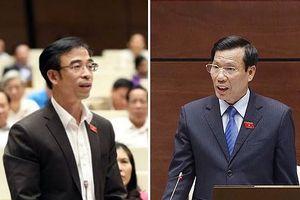 Đại biểu Nguyễn Quang Tuấn: 'Tiền bạc không mua được văn hóa, thưa Bộ trưởng!'