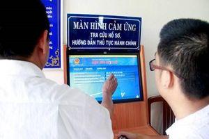 Thủ tướng chỉ đạo xây dựng dịch vụ công trực tuyến phải lấy người sử dụng làm trung tâm