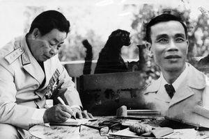 Tình bạn của 2 vị tướng Trần Tử Bình - Chu Văn Tấn