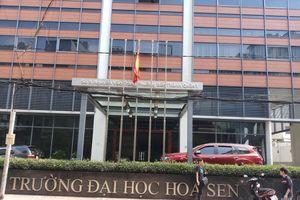 Đại học Hoa Sen đại hội cổ đông bất thường