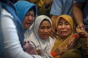 Gia đình nạn nhân trên chuyến bay Lion Air: 'Chúng tôi đều chết lặng'