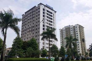 Công ty CP Đầu tư và phát triển nhà Hà Nội số 30 bị phạt 110 triệu đồng do vi phạm chỉ giới xây dựng