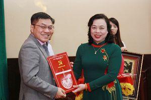 Hà Nội công bố quyết định chuyển giao, tiếp nhận 6 tổ chức đảng
