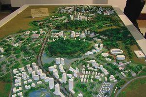 Cấu trúc thị trấn sinh thái trong quy hoạch chung của Hà Nội