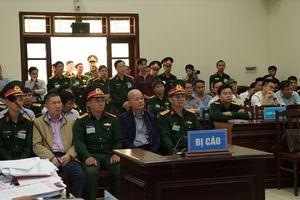 Cựu thượng tá quân đội Đinh Ngọc Hệ kháng cáo: 'Tôi bị thuộc cấp vu khống'