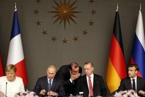 Sau thỏa thuận 4 nước, phiến quân Syria tuyên bố sốc