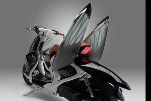 Ngắm bản Yamaha 04GEN concept 'đẹp ma mị'