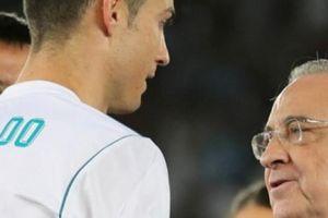 Ronaldo 'đổ thêm dầu' vào cuộc khủng hoảng ở Real Madrid