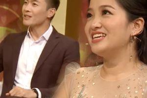 Vợ chồng Quốc Cơ lần đầu chia sẻ 'chuyện ấy' trên sóng truyền hình