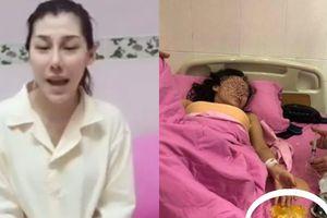 'Thánh nữ Bolero' Ivy Trần sau khi nổ túi ngực: '6 ngày qua giống như địa ngục'