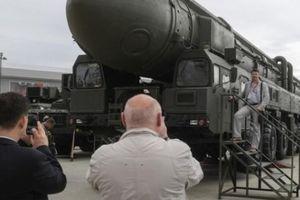 Nga lên kế hoạch tái sử dụng 'thần kiếm' hạt nhân Topol-M