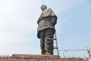 Ấn Độ chuẩn bị khánh thành bức tượng cao nhất thế giới