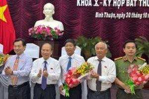 Giám đốc Sở KH và ĐT được bầu làm Phó Chủ tịch UBND tỉnh Bình Thuận