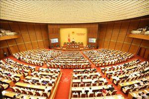 Tiến hành chất vấn và trả lời chất vấn về thực hiện các nghị quyết của Quốc hội